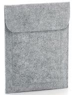 Felt Tablet Slip Grey Melange