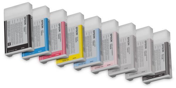 Epson Tintenpatronen C13T603900 1