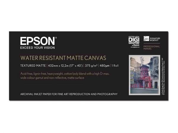 Epson Papier, Folien, Etiketten C13S042013 1