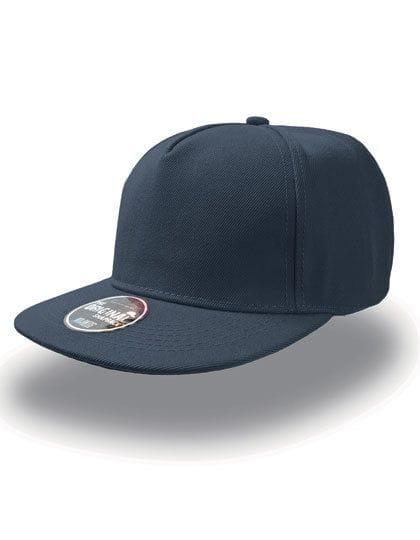 Snap Five Cap Navy