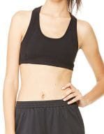 Women`s Sports Bra Black
