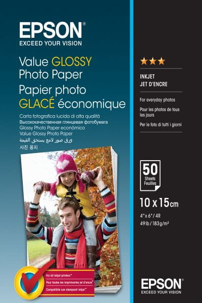 Epson Papier, Folien, Etiketten C13S400038 2