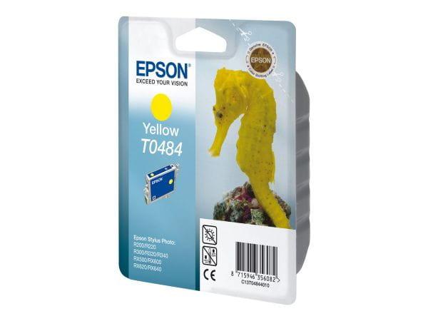 Epson Tintenpatronen C13T04844010 1