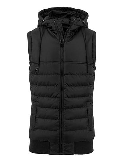 Bubble Vest Black / Black