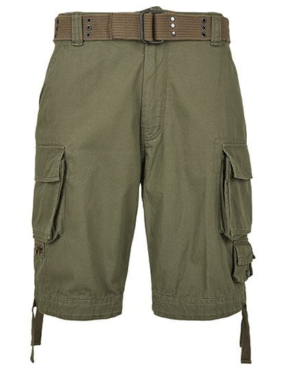 Savage Shorts Olive