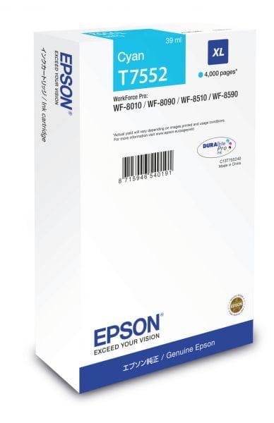 Epson Tintenpatronen C13T755240 1