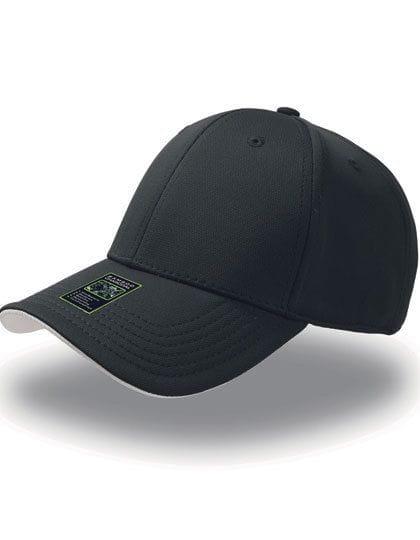 Green House Cap Black / Grey