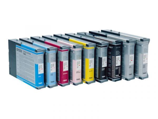 Epson Tintenpatronen C13T605900 3