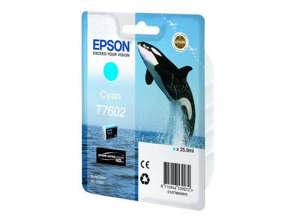 Epson Tintenpatronen C13T76024010 3