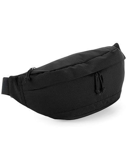 Oversized Across Body Bag Black