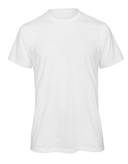 Sublimation T-Shirt /Men White