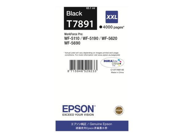 Epson Tintenpatronen C13T789140 1