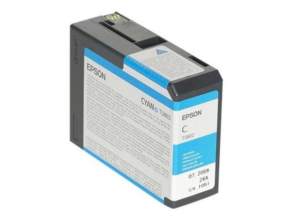 Epson Tintenpatronen C13T580200 1
