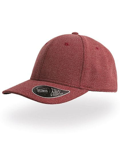 Loop Cap Burgundy