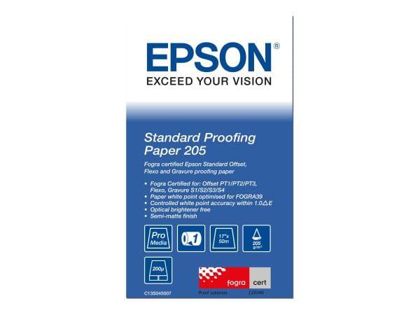 Epson Papier, Folien, Etiketten C13S045007 1