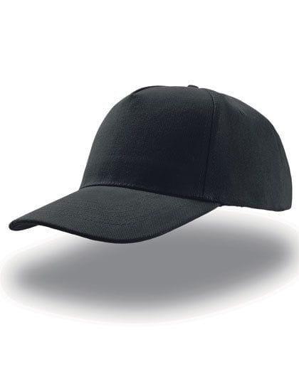 Liberty Five Cap Black