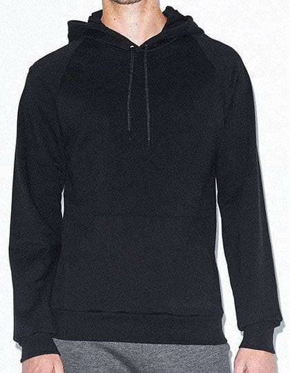 Unisex California Fleece Pullover Hooded Sweatshirt Black