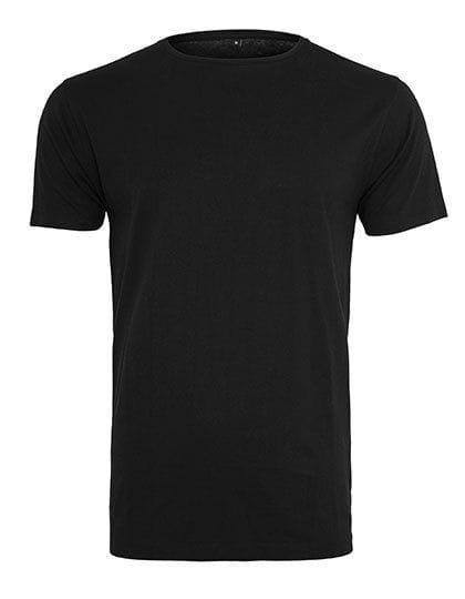Light T-Shirt Round Neck Black