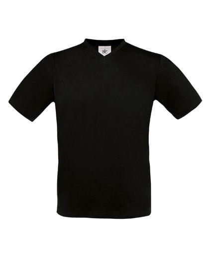T-Shirt Exact V-Neck Black