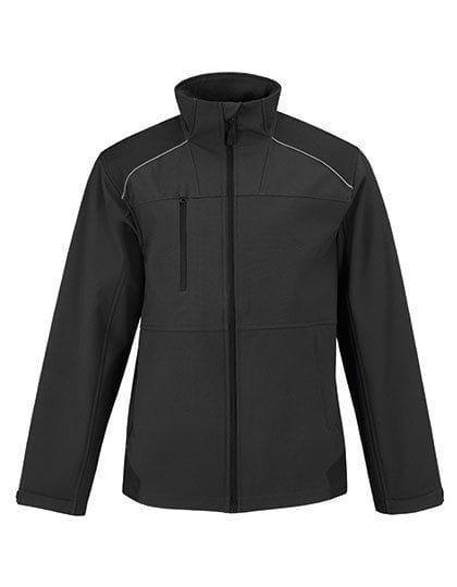 Jacket Shield Softshell Pro Black