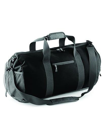 Athleisure Kit Bag Black