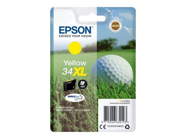 Epson Tintenpatronen C13T34744010 1