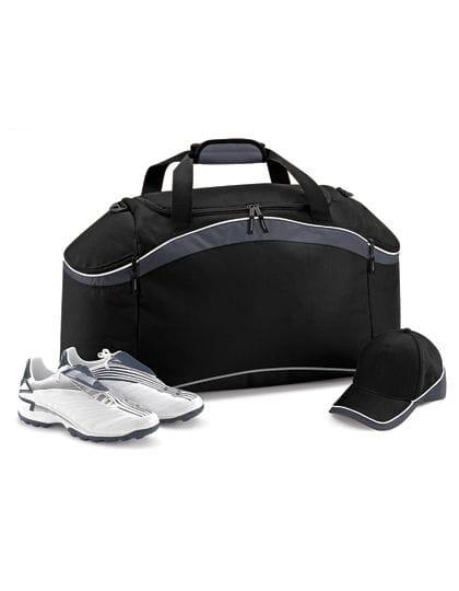 Teamwear Holdall Black / Graphite Grey / White
