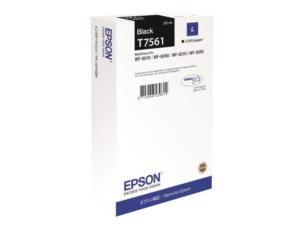 Epson Tintenpatronen C13T756140 1