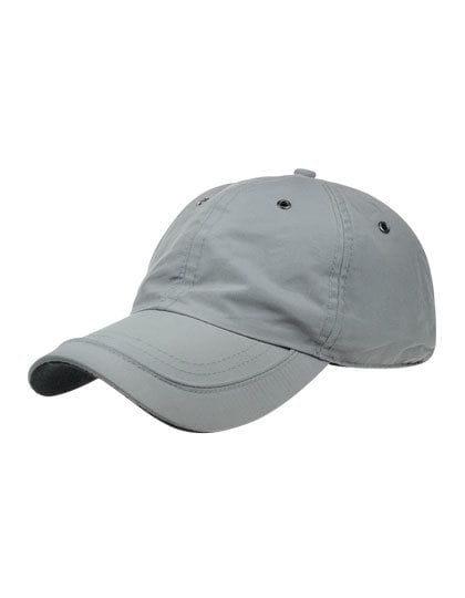 Techno Cap Dark Grey