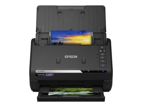 Epson Scanner B11B237401 4