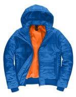 Royal Blue / Neon Orange