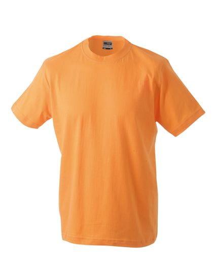 Basic T-Shirt Unisex (normaler Schnitt) - James & Nicholson