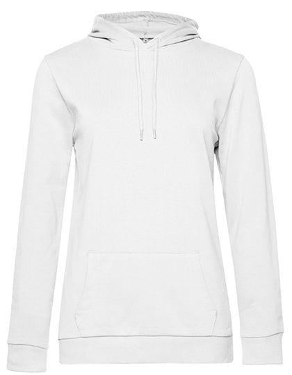 #Hoodie Sweat /Women White