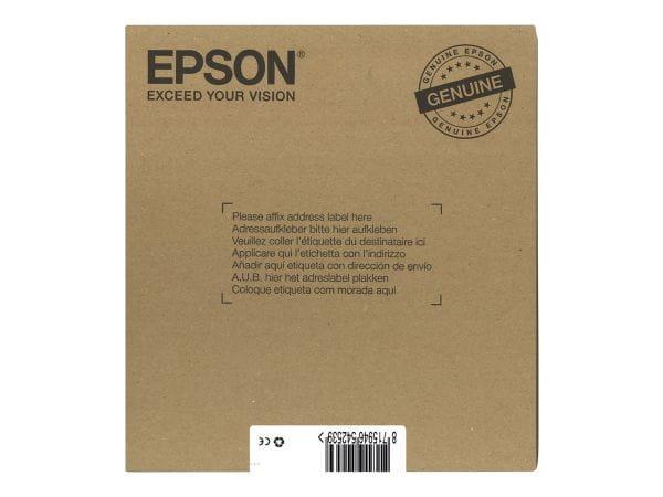 Epson Tintenpatronen C13T12854511 4