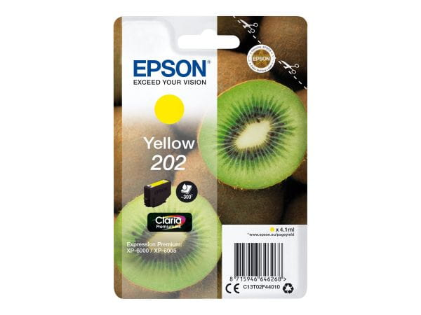 Epson Tintenpatronen C13T02F44010 1