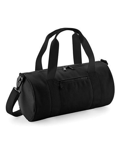 Mini Barrel Bag Black / Black