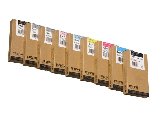 Epson Tintenpatronen C13T603900 3