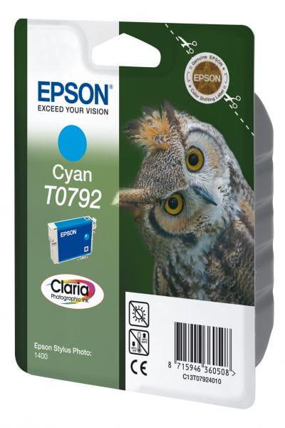 Epson Tintenpatronen C13T07924020 4