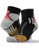 Technical Compression Coolmax Sports Socks Black