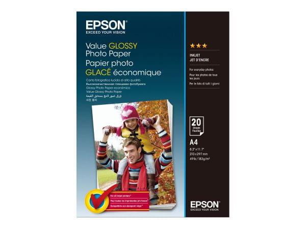 Epson Papier, Folien, Etiketten C13S400035 1