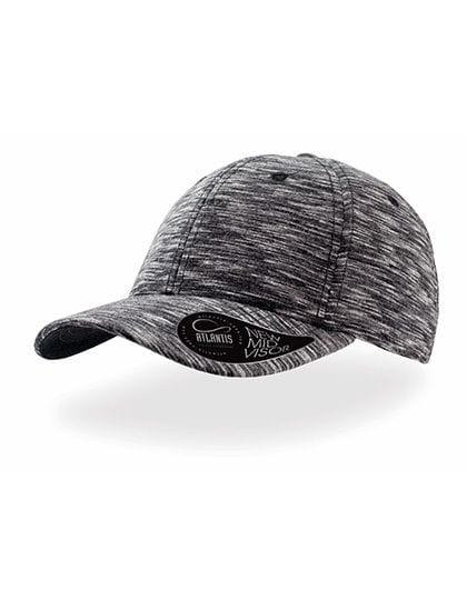 Mash-Up - Baseball Cap Black Melange