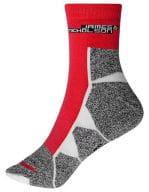 Sport Socks Red / White