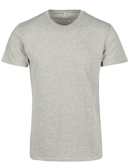 Merch T-Shirt Heather Grey