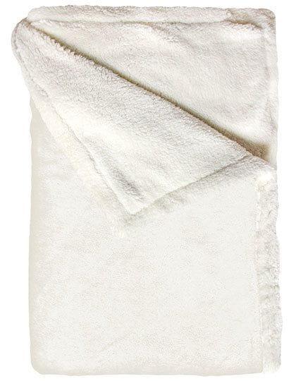 Sherpa Blanket White