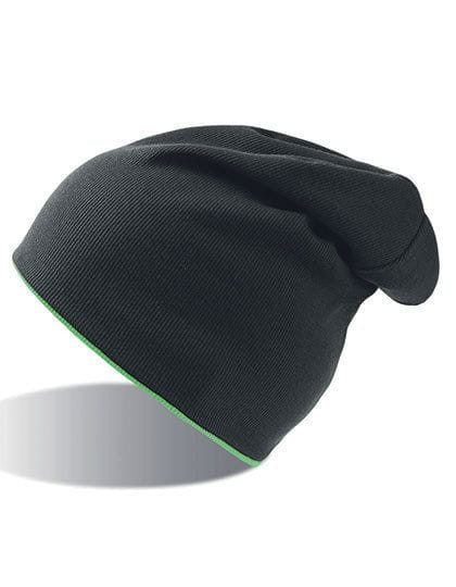 Extreme Hat Black / Green Fluo