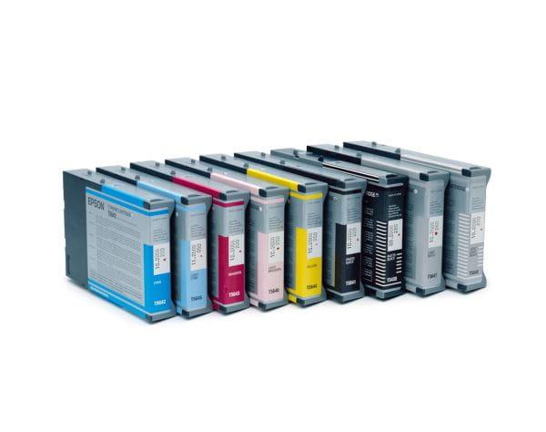 Epson Tintenpatronen C13T605400 2