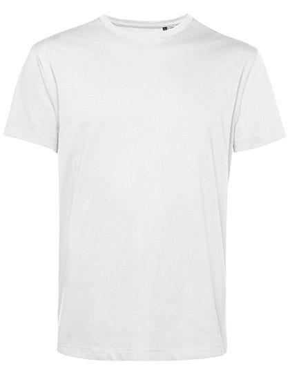 #Organic E150 T-Shirt White