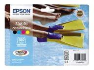 Epson Tintenpatronen C13T58464010 2