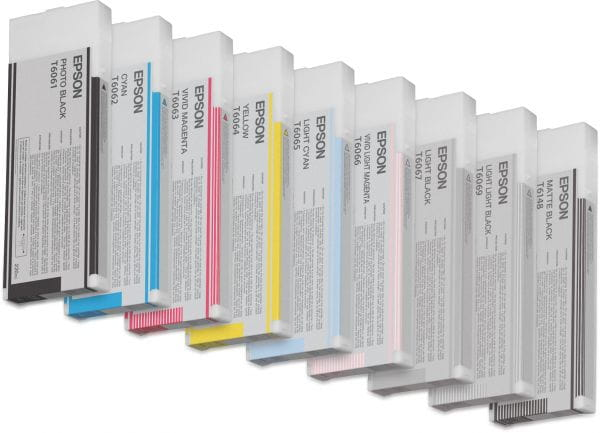 Epson Tintenpatronen C13T606900 1