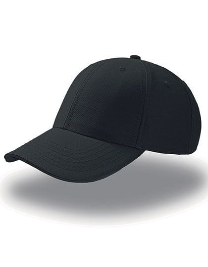 Sport Sandwich Cap Black / Black